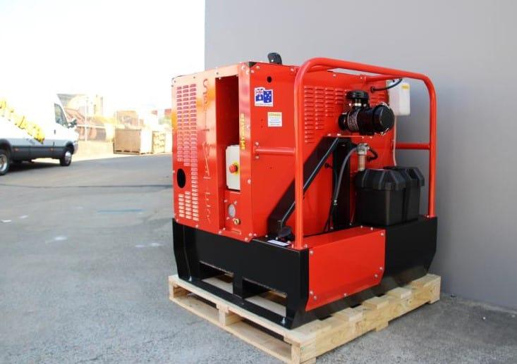 HP23350DE Cleaning Machine, Spare Parts & Accessories - Daynatech