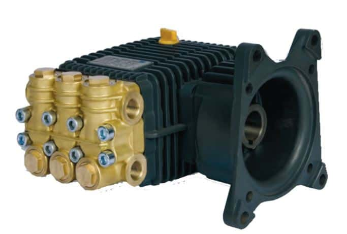Bertolini high pressure pumps - Cleaning Machine, Spare Parts & Accessories - Daynatech