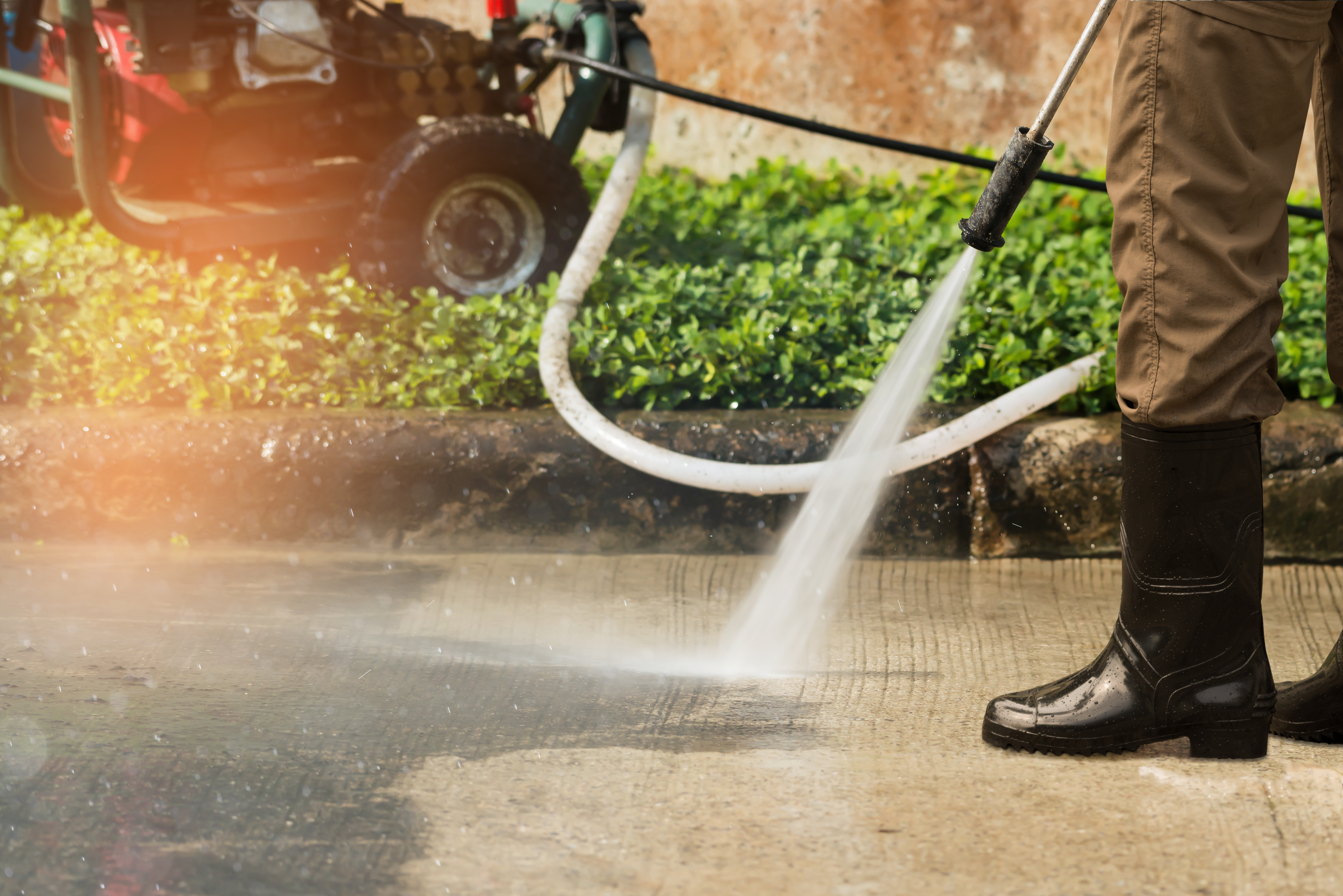Industrial Cleaning Equipment Hamilton