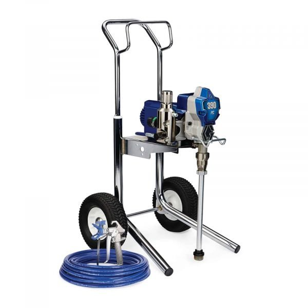Graco 390 PC Pro High Boy - Cleaning Machine, Spare Parts & Accessories - Daynatech