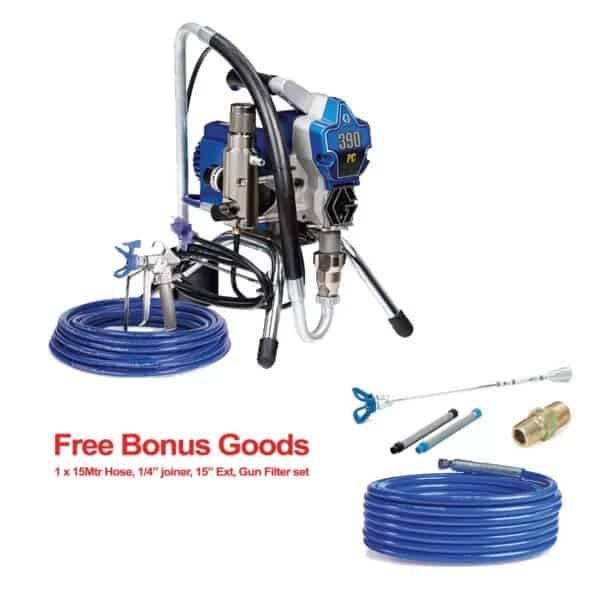 Graco 390 PC Pro Stand 17C386 - Cleaning Machine, Spare Parts & Accessories - Daynatech