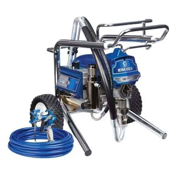 Graco 495 PC Pro Lo-Boy - Cleaning Machine, Spare Parts & Accessories - Daynatech