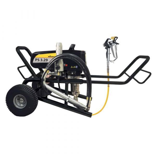 ProSpray 3 29 Low Boy - Cleaning Machine, Spare Parts & Accessories - Daynatech